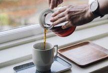 coffee / mornings and coffee