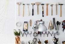 .space to create / studio and workspace inspiration for the creative maker.