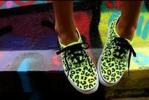 Meowza / An electrifying cheetah-print popped with neon. POUNCE ON IT! / by SOHO Beauty Brand