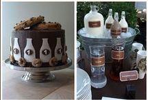 Milk & Cookies Party Inspiration
