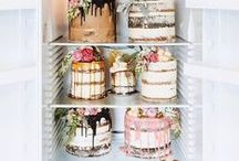 .the cake / inspiration for a gorgeous, wedding day sweet tooth.