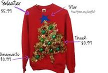 Ugly Christmas Sweater Party / by Zoa Barker