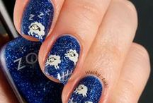 Nail Art Museum / Scratche the Earth with your eautiful nails.