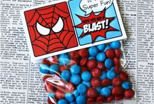 Super Hero Party Inspiration