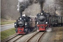 Trains bound for the Past