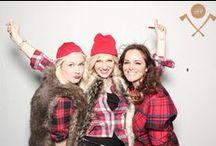 Lumberjack Party Inspiration