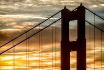 Bridge connecting the world.
