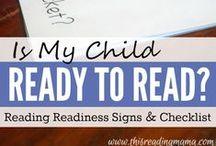 Reading Readiness & Strategies