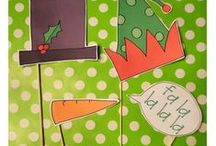 christmas wishes / holiday projects & home decor