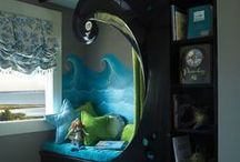 Baby Nests / baby and childrens room inspirations