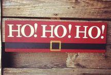 Ho Ho Ho / by Pam Lemza Putnam