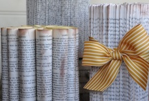 Crafts .... book pages .... / by Wendy Zebregts Marshall