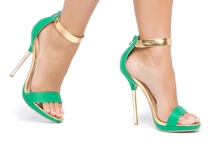 Shoes...need I say more / by Leslee Kistler
