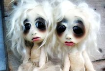 Art Dolls / by Dark Faerie Creations