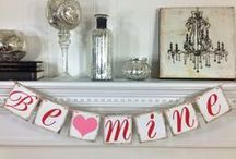 valentine's day / valentine's day crafts & home decor