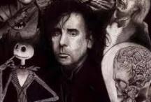 Tim Burton Love.... / by Dark Faerie Creations