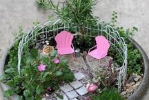 Fairy Garden ... / by Wendy Zebregts Marshall