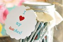 terrific teacher / cute teacher gifts, diy teacher gift, teacher appreciation