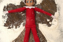 the Elf / Things that elves have done... / by Bonnie Reid
