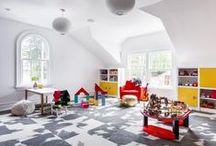Basements & Playrooms