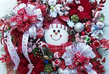 wreath projects / by Elaine Arnold