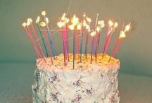 a beautiful birthday / happy birthday, birthday party, recipes, birthday cake, celebration / by catching fireflies