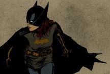 DC Fan Art - Gotham Girls / by Nia Wearn