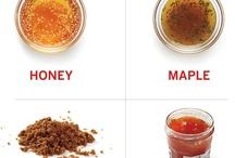 Condiments, butters, dressings... / by Bonnie Reid