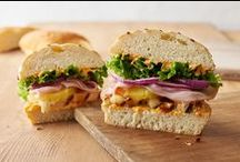 What's New! Past & Present / Erik's What's New Menu always introduces new delectable sandwiches as well reintroduce some old favorites.  These sandwiches are on rotation so check with any location to see What's New!