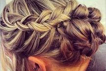 Hair Styles/Tips / by MacKenzie Findley