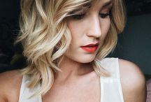 hair ideas / by Amanda DeArmond