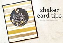 Cards / Love these handmade cards. Great ideas for future designs, whether it be for cards, scrapbooking, or any other paper crafting! / by Michelle Yuen