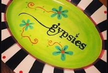 Gypsies! / The Old Mill 42 South Main Street Allentown, New Jersey 08501 / by Dark Faerie Creations