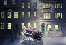 Vidrieras Tiffany & Co. Navidad 2013
