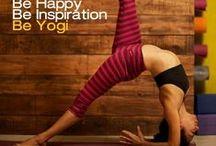 Yoga / by Morgan Foster