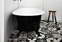 Swanky Bathroom Ideas / by Nia Wearn