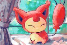 Pokémon! / im a pokemom. they're all my children now