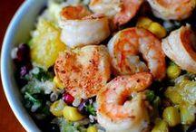 Meatless/Lenten-Friendly / Meatless, seafood, lenten-friendly meals.