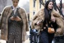 2015 Fur Street Style / From the runways to the streets fur was everywhere for Fall 2014/Winter 2015 / by FUR INSIDER