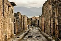 [Italy] Pompeii & Mount Vesuvius