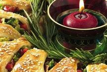 Holiday Dinner Recipes / Celebrating the holidays, one delicious recipe at a time!