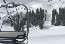 USA | Snowboarding & Skiing / A collection about skiing and snowboarding in USA.