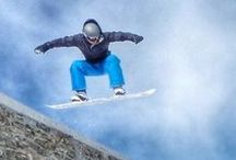 New Zealand | Snowboarding & Skiing / A collection about skiing and snowboarding in New Zealand.