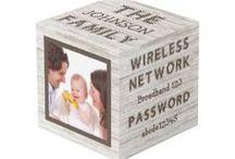 Zazzle ~ Wooden blocks / Wooden photo blocks for you to customize #giftideas #homedecor