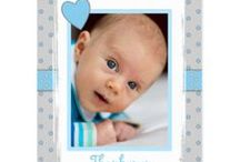 Zazzle ~ Baby Thank you / Say thank you for the lovely gifts you received on the birth of your baby