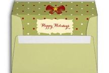 Zazzle ~ Christmas Collection / Customizable Christmas cards, gifts and other products #zazzle #christmas