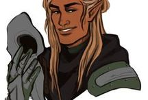 Dragon Age / these games make me cry