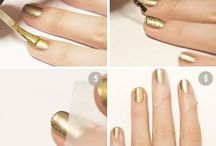 Nail Fun / Manicure heaven / by shelley gregory