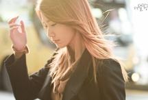 YoonA / by Evil & Lazy J