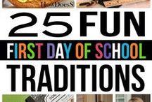 School Days / by shelley gregory